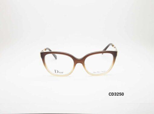 Dior CD 3250 Shiny brown