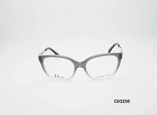 Dior CD3250 grey two tone