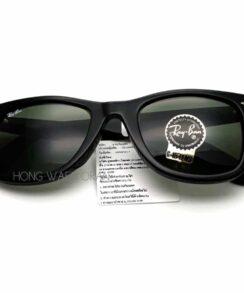 Wayfarer ORB2140F 901 52-22 black