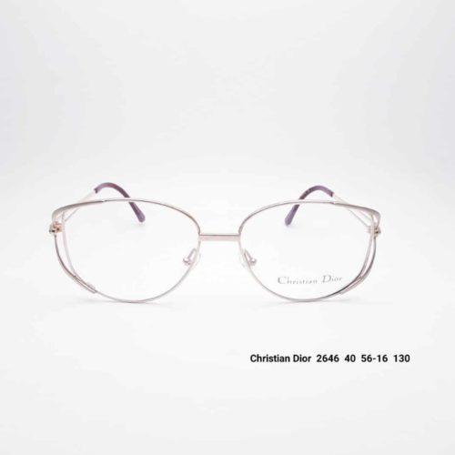 Christian Dior 2646 40 56-16 130