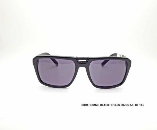 Dior HOMME BLACKTIE145S 807BN 56-18 145