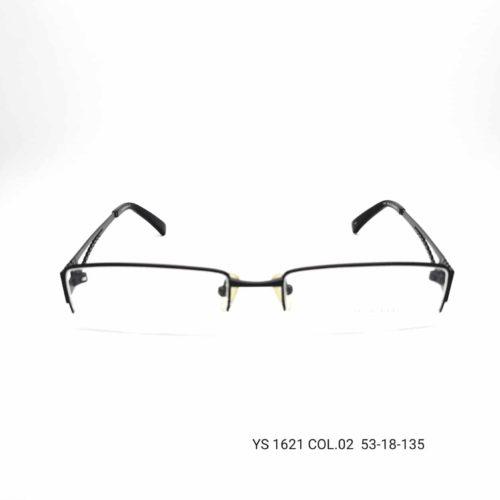 YOSHIGAVA 1621 COL.02 53 - 18 135 black
